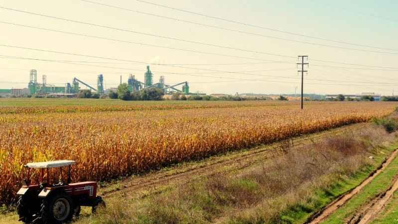 Kocaeli'de çiftçiler icralık oldu