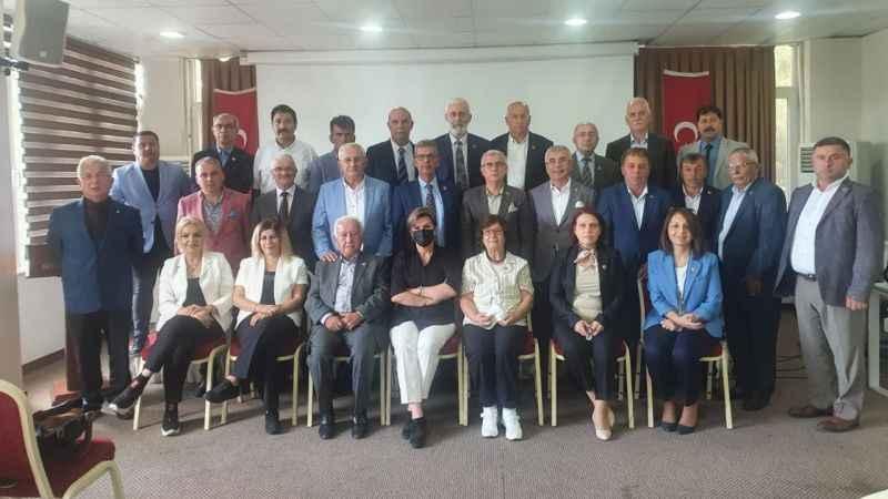Marmara Muhtarlar Federasyonu ilk toplantısını İzmit'te yaptı