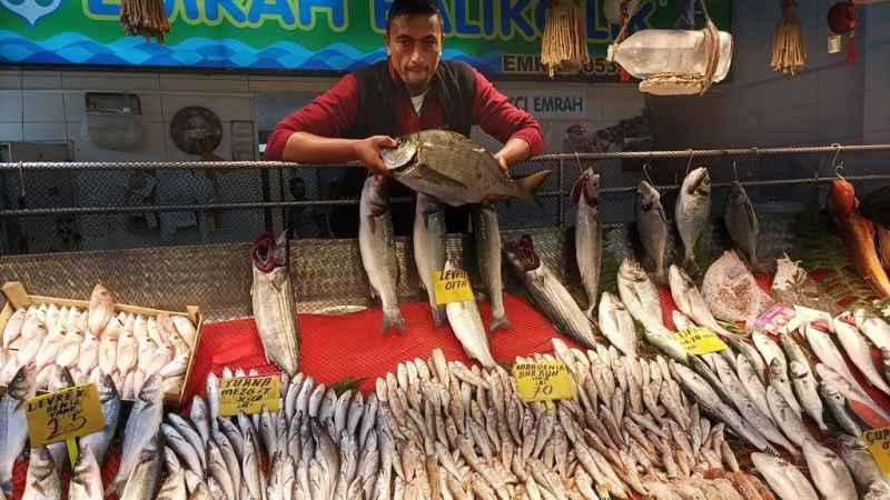 Sofralarda balık zamanı! Balıkhan'da fiyatlar nasıl?