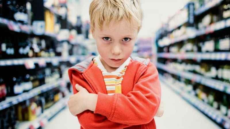 Çocuklarda dikkat dağınıklığı ve asabiyete dikkat