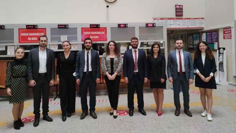 Genç Avukatlar'da başkan ve yönetim değişti!