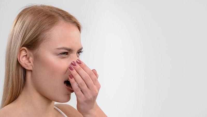İşte ağız kokusuna sebep olan 8 neden!