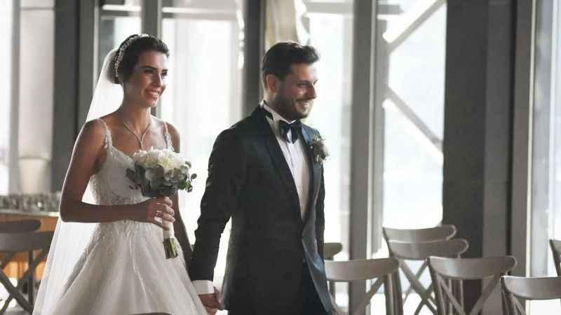 Havva ve Samet artık evli