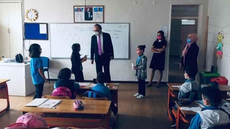 Kaymakam Karabulut, o okul hakkında soruşturma başlattı