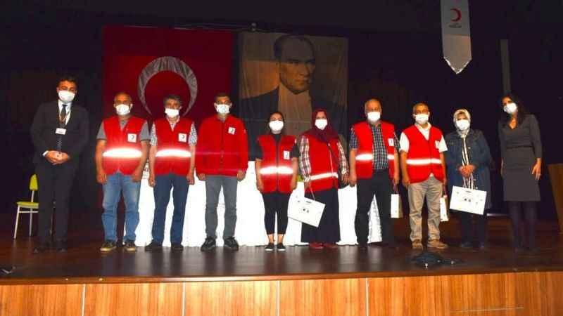 Kızılay'dan Marmara Koleji'ne ilk yardım eğitimi