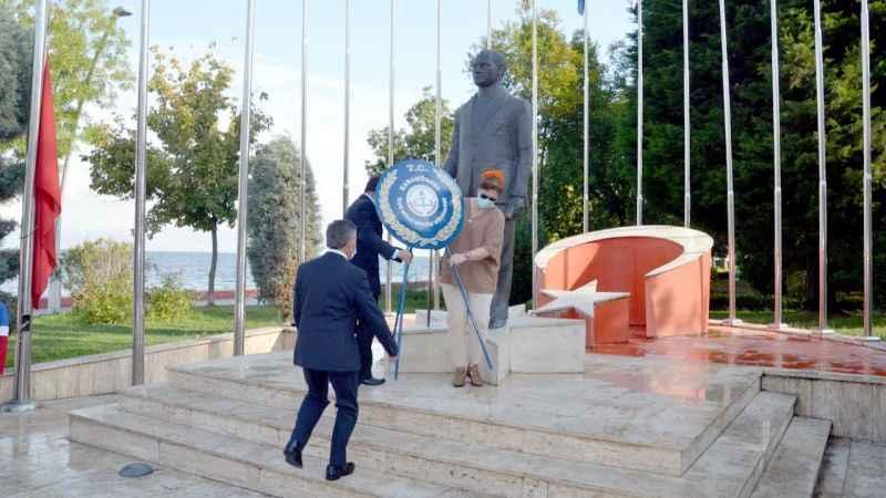 İlköğretim Haftası,Karamürsel'de coşkuyla kutlandı