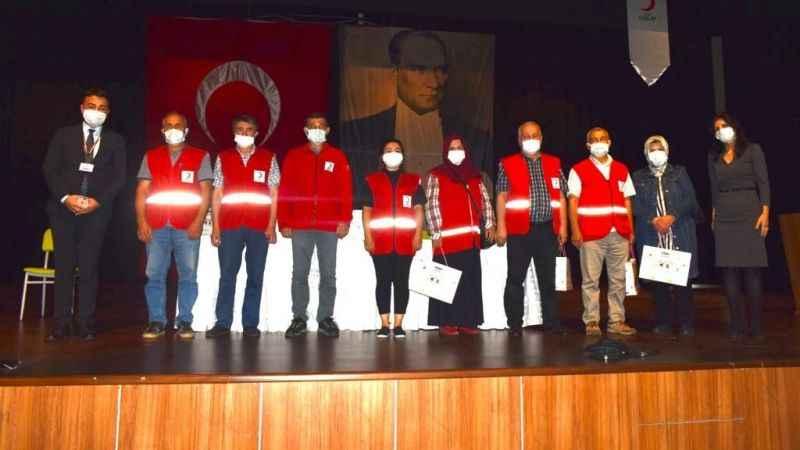 Türk Kızılay'dan Marmara Koleji'ne ilk yardım eğitimi