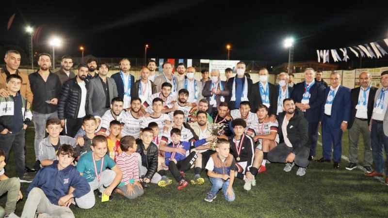 HERGES Turnuvası'nda Şampiyon: Hivmakspor