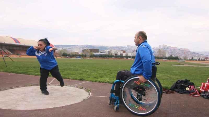 Büyükşehir'in ödüllü projesi başlıyor: Haydi, Engelleri sporla aşmak için Ben de Varım !..