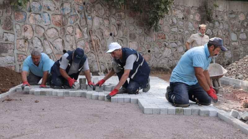 İzmit Belediyesi, Cedit'eyeni park kazandırıyor