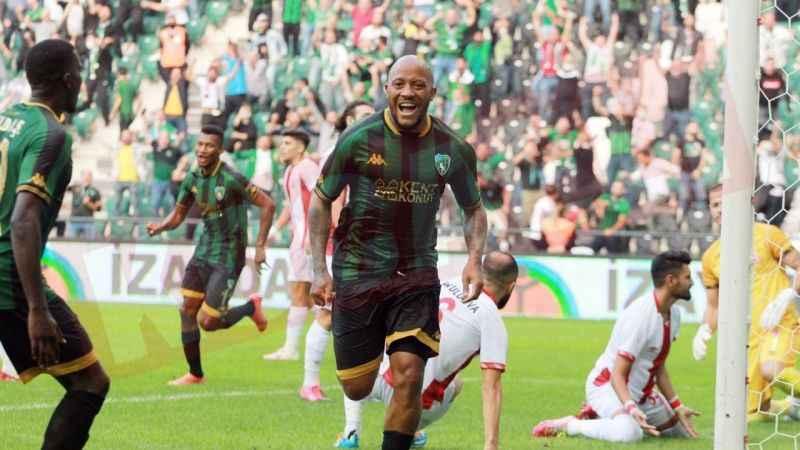 Kocaelispor, Balıkesir maçına fırtına gibi başladı!