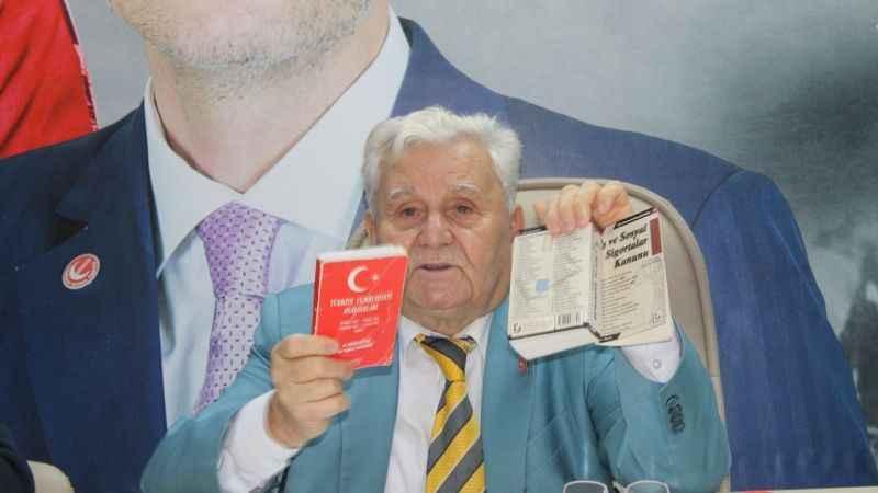 """""""Türkiye'yi, Hitler Almanya'sına çeviremezler"""""""
