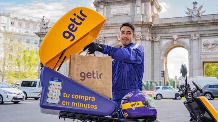 Getir'in hizmet verdiği altıncı ülke İspanya oldu