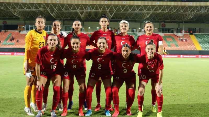 Portekiz ile 1-1 berabere kaldı