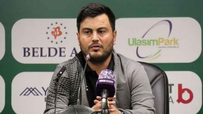 Umut Baysal: Yediğimiz erken gol hiç iyi olmadı