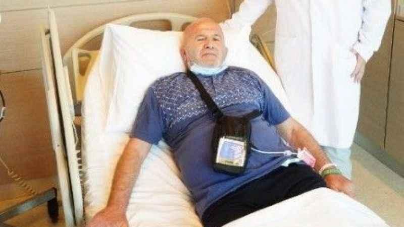 Çay bile içemiyordu, bu tedavi yöntemi ile yeniden hayat buldu