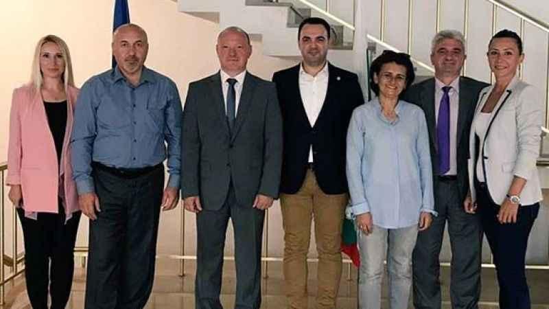 Bal-Türk, Başkonsolosluktan Bulgarca öğretim sınıfı istedi