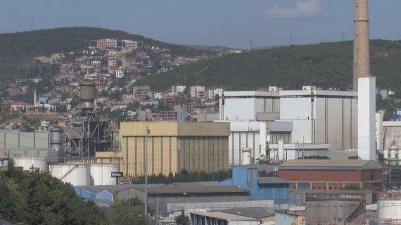 Kocaeli'nin iki ilçesinde konutlar sanayi tesislerinin yanından taşınıyor