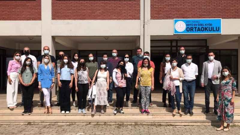 ODTÜ GV Özel Kyöd İlkokulu'nda ''Ailem Okula Başlıyor'' semineri ile veliler öğrenci oldu