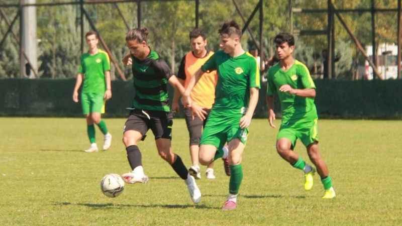 Kocaelispor U-19 Erok'a mağlup oldu: 2-0
