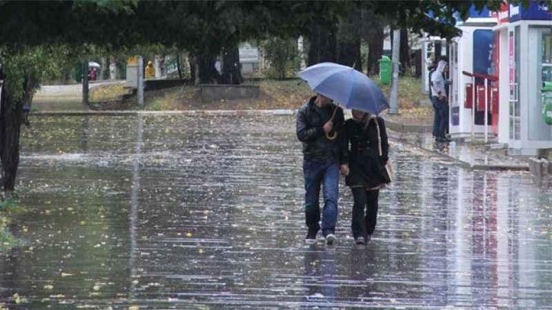 Meteoroloji uyardı: Yağış ve soğuk geliyor...