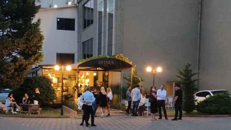 DetailsHome&Decor, Emex Otel'de açıldı