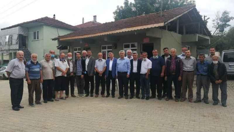 Kandıra'da 17 kırsal mahallede toplulaştırma ihalesi 2022'de