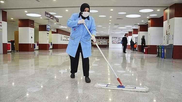 Okullarda temizlik personeli 1 Ekim'de başlayacak iddiası!