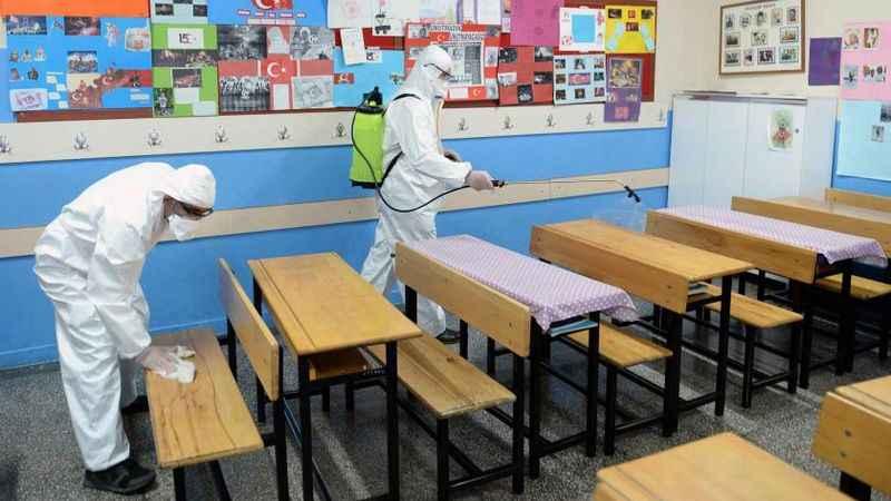 Kocaeli'de 22 sınıf daha yüz yüze eğitime ara verdi