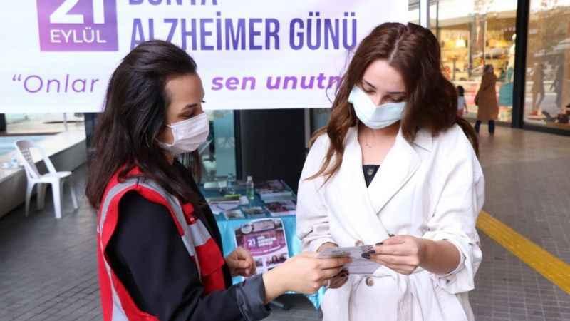 İzmit Belediyesi, Alzheimer'de farkındalık ve bilinirliği arttıracak