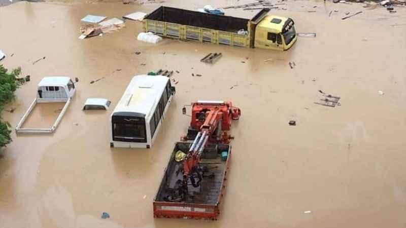 Marmara'da sel kaygısı bakanlığı harekete geçirdi!