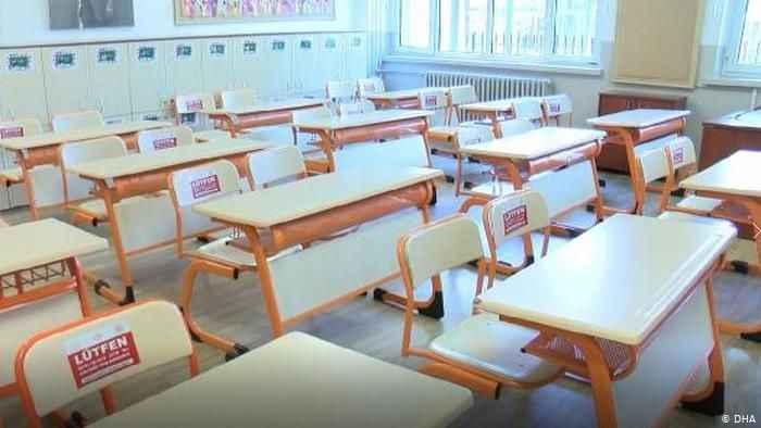 Kocaeli'de 8 sınıf daha yüz yüze eğitime ara verdi