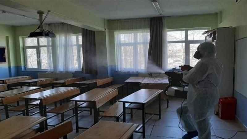 """Kocaeli'de 32 sınıf karantinada"""
