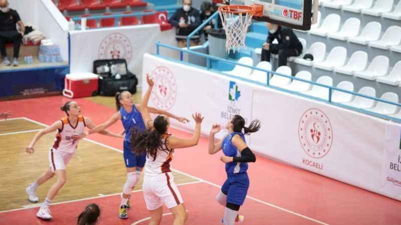 Galatasaray, Bursa'yırahat geçti: 87-71