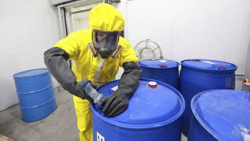 Kimyasallarla çalışma durumunda İŞ GÜVENLİĞİ nasıl sağlanır?