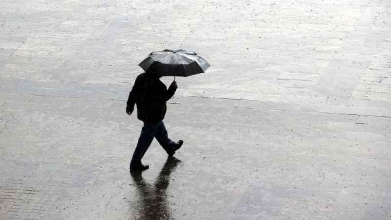 Bugün dışarı çıkacaklar dikkat! Şemsiyelerinizi unutmayın...