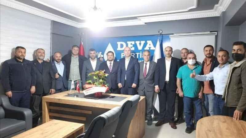 DEVA Çayırova, YRP Çayırova'yı ağırladı