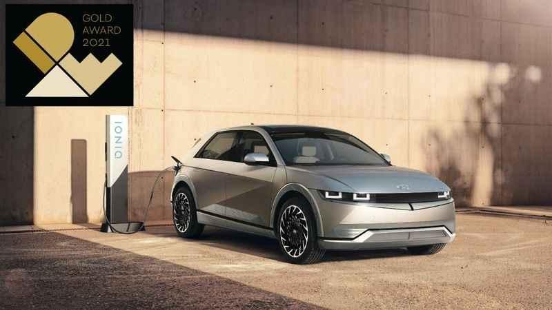 Hyundai, IONIQ ve Genesis 2021'in en prestijli IDEA ödüllerini aldı
