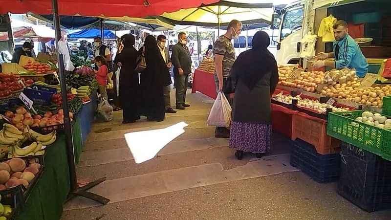 Başiskele'nin yeni pazarında rant bilmecesi!