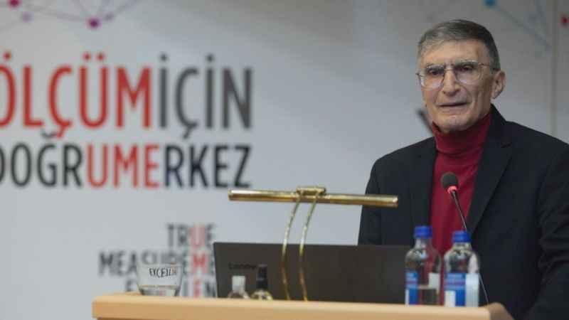 Prof. Dr. Aziz Sancar'dan çok konuşulacak 'aşı' yorumu
