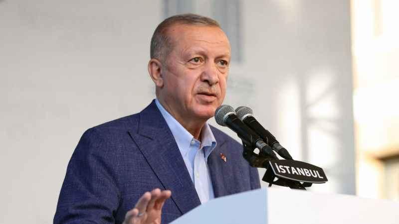 """Erdoğan'dan """"Barınamıyoruz"""" eylemlerine tepki: Hayatınız yalan"""