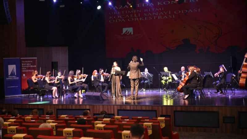 KSO Oda Orkestrası'ndan muhteşem konser