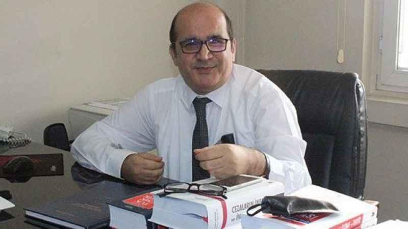 Avukat Küçükosmanoğlu'nun babası hayatını kaybetti