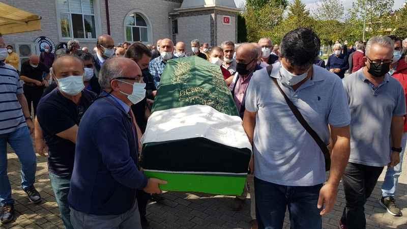 Mehmet Küçükosmanoğlu, son yolculuğuna uğurlandı