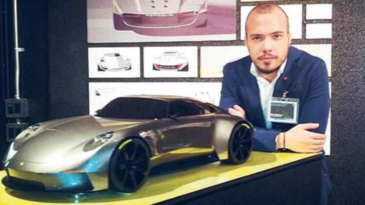 Ford'a bir Türk  tasarımcı daha