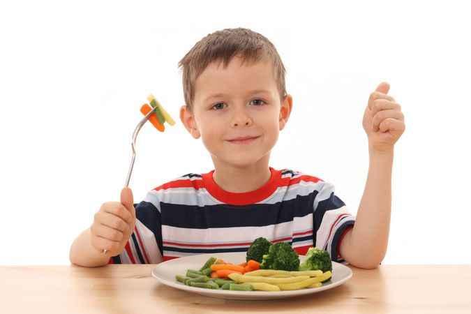 Çocukların boyunu  uzatan besinler