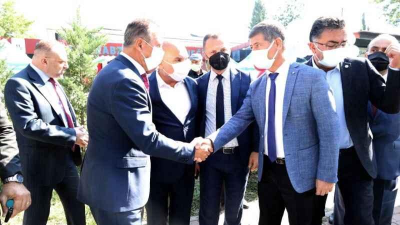 İzmit Belediyesi Üst Yönetimi Trabzonluları yalnız bırakmadı