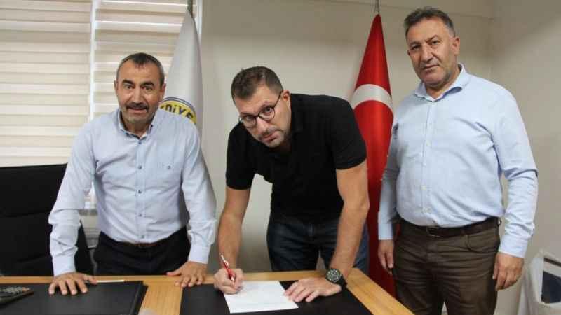 Belediye Derincespor'da Parlak imzaladı!