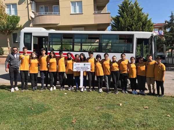 Dargetspor halk oyunları ekibi kurdu