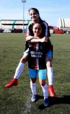 Kadın futbolcular Beşiktaş maç yapacak